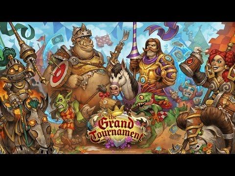 HearthStone - The Grand Tournament : Touche pas à mon Taunt