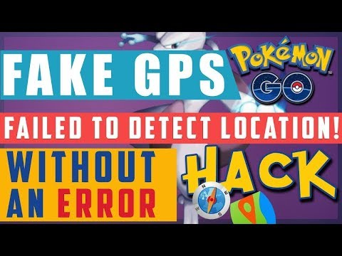 Ultimate Pokemon GO Hack Android (0.79.3) | No Root | GPS Joystick | Failed to detect location FIX |