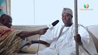 Ooni of Ife, Oba Adeyeye Enitan Ogunwusi endorses Vomoz Communications