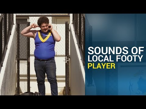 Local Footy Mic'd Up - Player