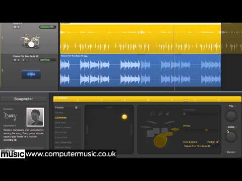 How to make beats with Logic Pro X's Drummer and Drum Kit Designer