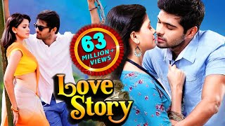 LOVE STORY (2019) South Indian Hindi Dubbed Romantic Action Movies | Aditya
