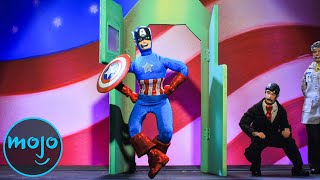 Top 10 Times Robot Chicken Made Fun of Marvel