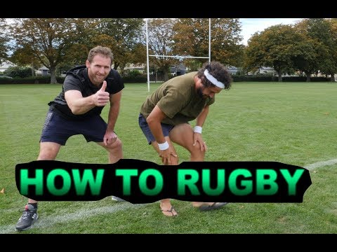 HOW TO RUGBY with Kieran Read