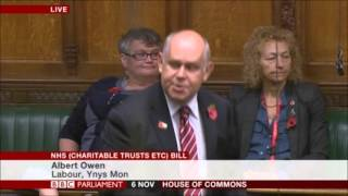 Labour MP gets annoyed at Jacob Rees-Mogg