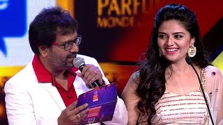 Comedian Vivek Sattire on Srimukhi And Ali.