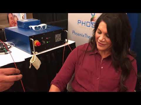Phoenix Thera-Lase Systems at AMMG 2017 Healing