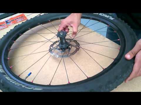 Boca Bearings on Shimano XTR Wheels