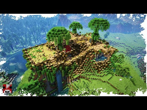 Minecraft Timelapse - AMAZING BASE on a HILL! - (WORLD DOWNLOAD)