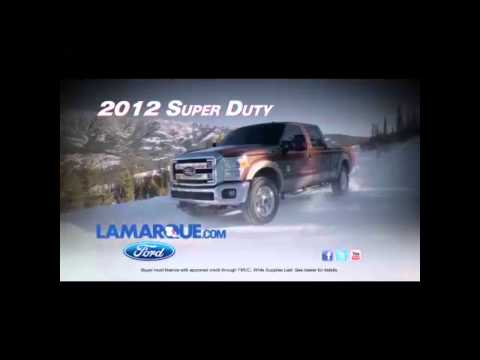 Lamarque Ford: Winter Sales Event
