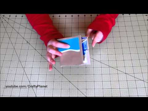 ★★ EPIC ★★ Duct Tape Lunch Bag and Wallet with Beach Scenes (Duct Tape Crafts, Duct Tape Tutorial)
