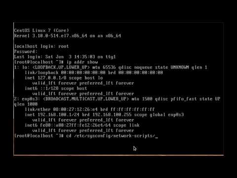 How to set multiple IP to one single network interface in Fedora or CentOS system