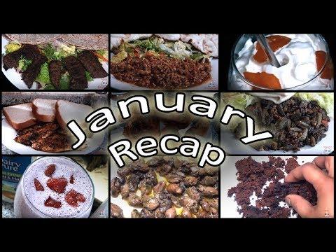 January Recap 2018