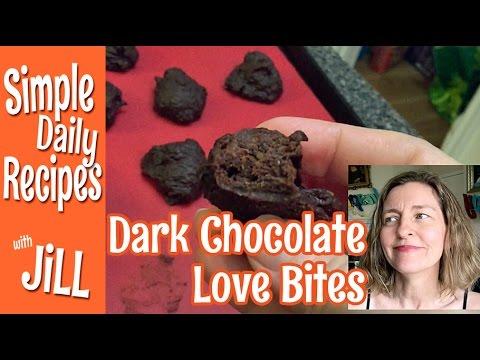 My Dark Chocolate Love Bites