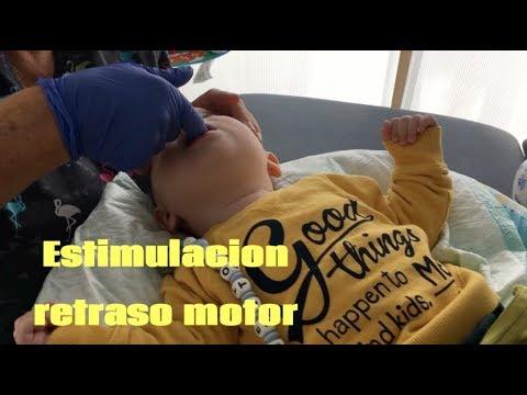 Clinica OSTEOPATIA y FISIOTERAPIA Carmen Lillo para tratamiento por RETRASO MOTOR en BEBE