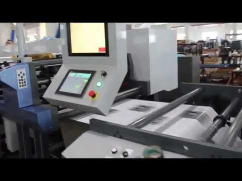 flexo printing machine for paper cup, paper bag and express bags