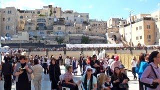 JERUSALÉN, Israel - Tierra santa, turismo religioso, ciudad tourism travel holy city tour Jerusalem