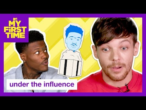 Louis Tomlinson's Bender🍺  & DC Young Fly's 1st Blunt | My First Time Ep. 3