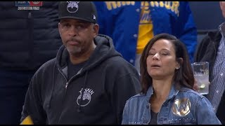 Stephen Curry Chokes The Game-Winner Let His Mom Down!