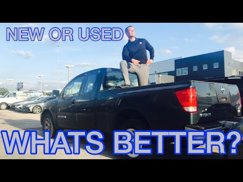 USED CAR SALESMAN vs SELLING NEW CARS For a Living