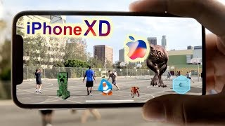 Introducing iPhone X but every time they use manipulative techniques an Apple iPhone X Parody plays