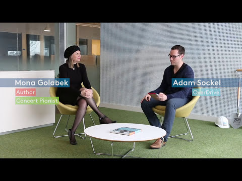 Mona Golabek Interview at OverDrive