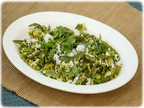 Val Papdi Bhaji(वाल पापड़ी भाजी)/ How to make Val Papdi Bhaji