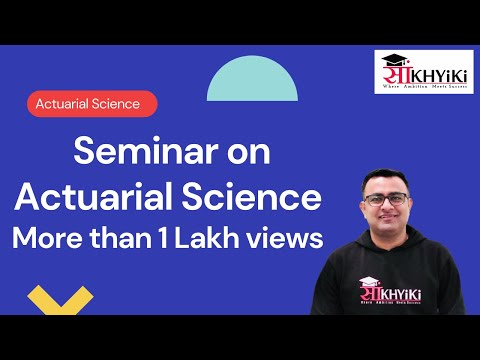 Seminar on Actuarial Science