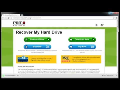 Recover Data from Dead Hard Drive in Easy Steps..!!!