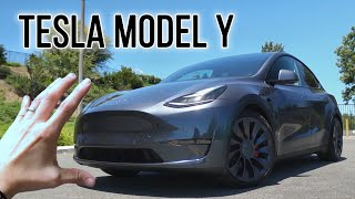 I Got a New Model Y From Tesla!!