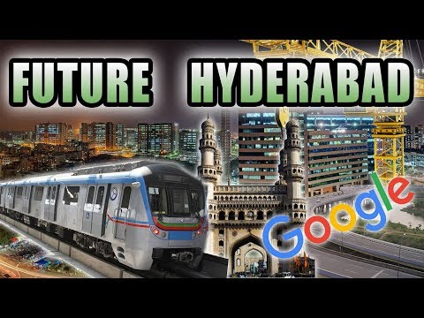 Biggest Future Projects in HYDERABAD CITY🚄