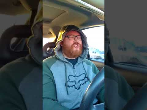 NORMAL BEHAVIOR WHILE DRIVING [MOBILE RECORDING]