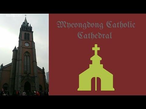Myeongdong Cathedral ⛪ ll Mari G1007