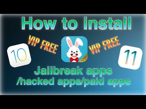How to install Tutuapp VIP ACCESS for free on ios 10-10.3.3/11 without jailbreak or computer
