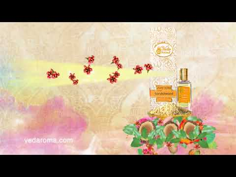 Sandalwood Perfume-Pure Notes Collection