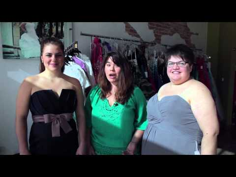 Reasons for Non-Matching Bridesmaid Dresses : Bridal Fashion Tips