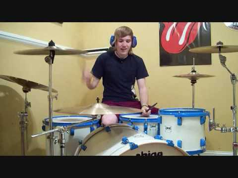 I Was Once, Possibly, Maybe, Perhaps, A Cowboy King - Asking Alexandria *DRUM COVER*