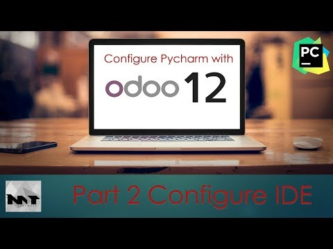 How To Configure and run Odoo 12 with  Pycharm
