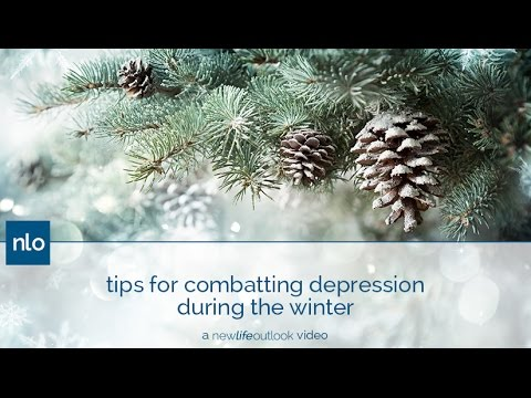Tips for Combating Depression During Winter