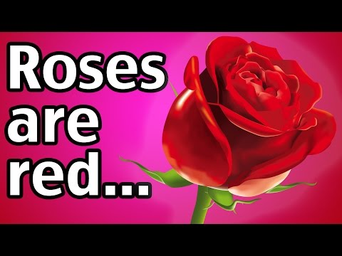ROSES ARE RED... (YIAY #10)