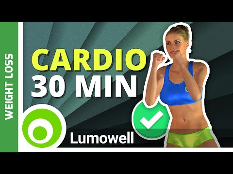30 Minute Cardio Workout To Burn Calories Without Equipment