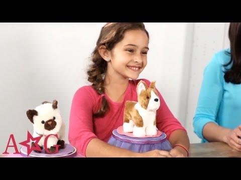 DIY Doll Pet Bed | Craft Studio | American Girl