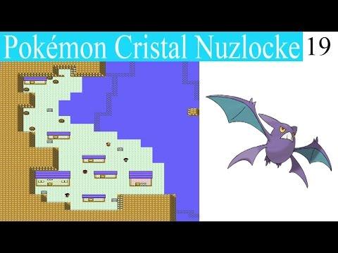 Pokémon Cristal Nuzlocke. Ep 19 - Crobat y el camino a ciudad Orquídea