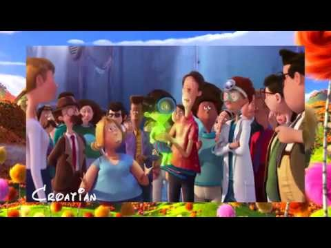 The Lorax - Let it grow (One Line Multilanguage)