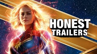 Download Honest Trailers | Captain Marvel Video