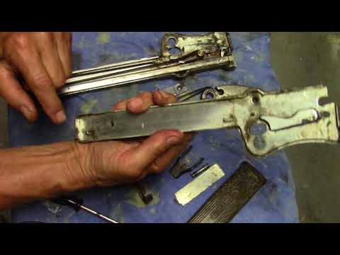 Disassemble Bostitch Staple Hammer model H2B