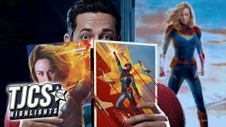 Download Shazam's Zachary Levi Slams Peddlers Of Fake Brie Larson Outrage Video