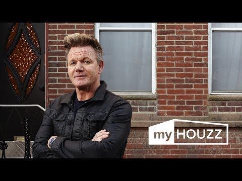 My Houzz: Gordon Ramsay's Surprise Renovation :60