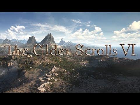 THE ELDER SCROLLS 6 TEASER TRAILER E3 2018
