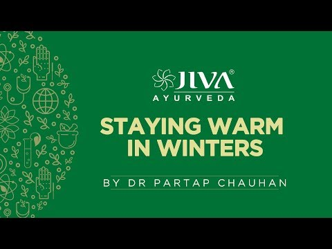 How to stay warm in winters